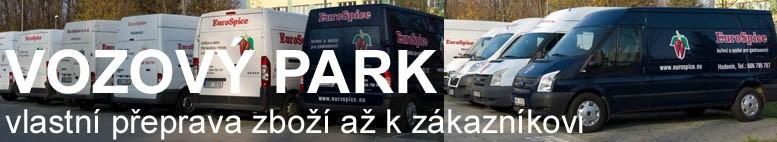 Vozový park